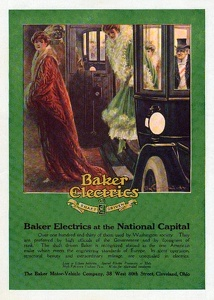 Baker Electric Cars -1911A