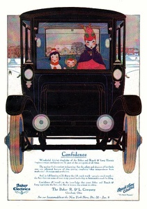 Baker-R&L Electric Cars -1916A