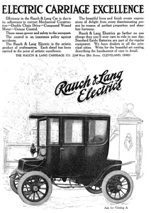Rauch & Lang Electric Cars -1910A