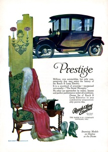 Rauch & Lang Electric Cars -1917A