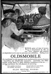 Oldsmobile Cars -1909A