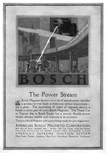 Bosch Magneto Ignitions -1919A