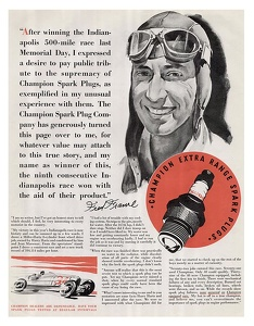 Champion Spark Plugs -1932A