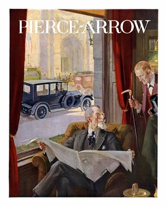 Pierce-Arrow Cars -1919B