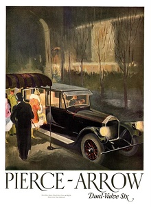 Pierce-Arrow Cars -1926A