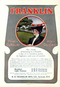 Franklin Automobiles -1905A