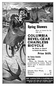 Columbia Bicycles -1898A