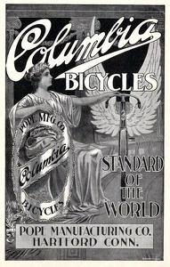 Columbia Bicycles -1897A