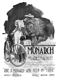 Monarch Bicycles -1897A