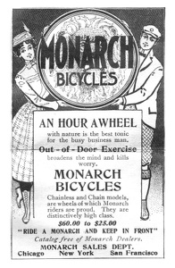 Monarch Bicycles -1901A