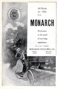 Monarch Bicycles -1898A