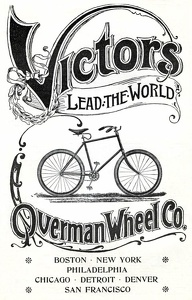 Victor Bicycles -1894A