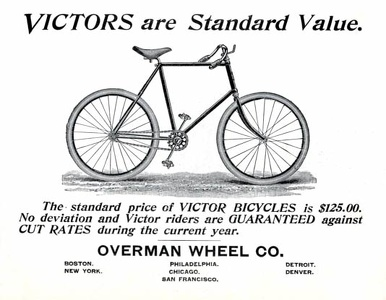 Victor Bicycles -1894B