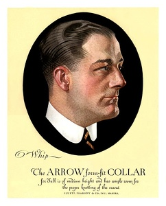 Arrow Collars -1921B