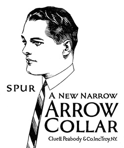 Arrow Collars -1922B