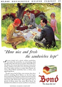 Bond Bread -1930B