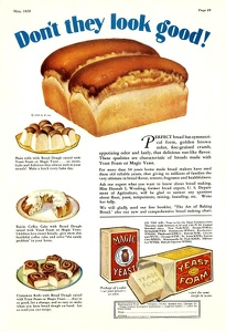 Northwestern Yeast -1929A