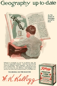 Kellogg's Toasted Corn Flakes -1912B