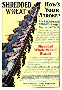 Natural Food Co. Shredded Wheat -1905A