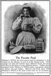 Pillsbury's Vitos -1898A