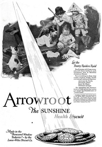 Arrowroot Biscuits -1925A