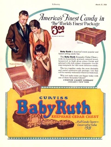 Baby Ruth -1926A