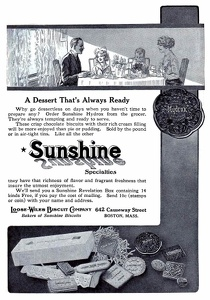 Hydrox Biscuits -1913A