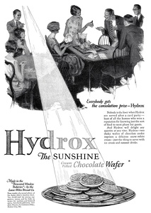 Hydrox Wafers -1925A