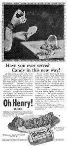 Oh! Henry Candy -1925A