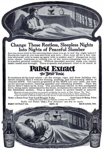 Pabst Extract -1909A