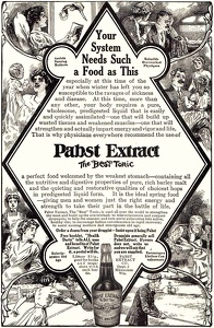 Pabst Extract -1910A