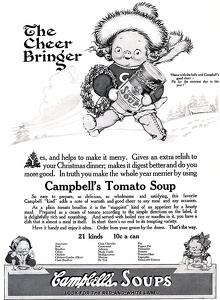 Campbell's Tomato Soup -1915A