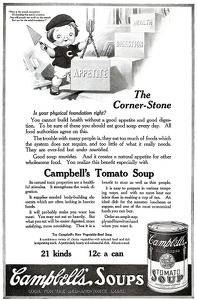 Campbell's Tomato Soup -1919A