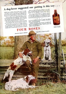 Four Roses Whiskey -1936A