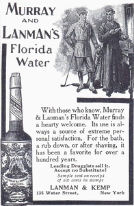 Florida Water -1912A