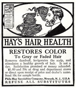 Hay's Hair Health -1911A