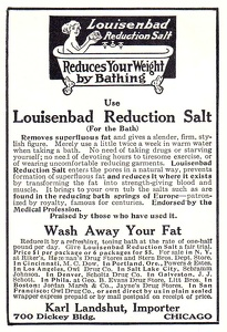 Louisenbad Reduction Salt -1911A
