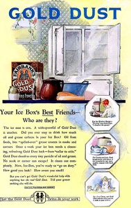 Gold Dust Washing Powder -1919A