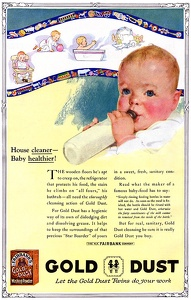 Gold Dust Washing Powder -1919B