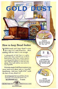 Gold Dust Washing Powder -1920B