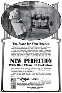 New Perfection Stoves -1908A