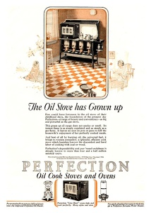 Perfection Stoves -1924A