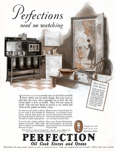 Perfection Stoves -1927A