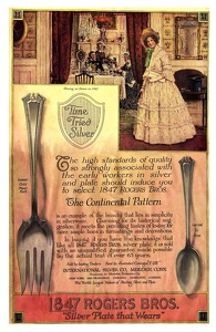 1847 Rogers Brothers Silverware -1919A