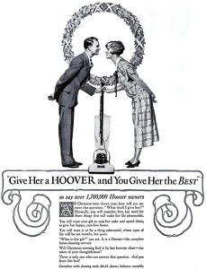 Hoover Vacuum Cleaners -1925A