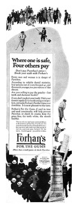 Forhan's for the Gums -1924A