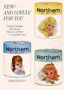 Northern Toilet Paper -1949A