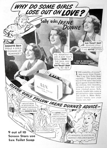 Lux Toilet Soap -1940C