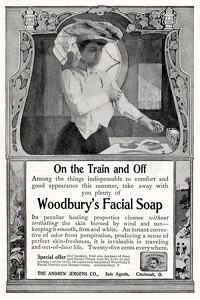 Woodbury's Facial Soap -1900'sA