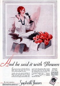 Society of American Florists -1927A